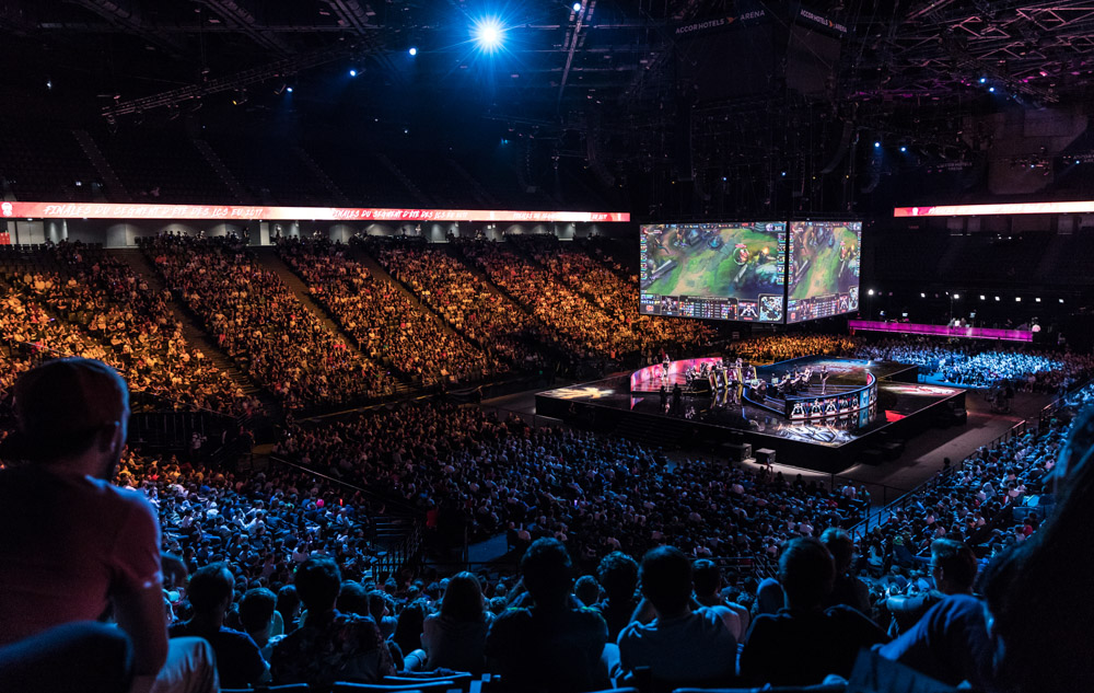 EU LCS Finals // Fnatic.