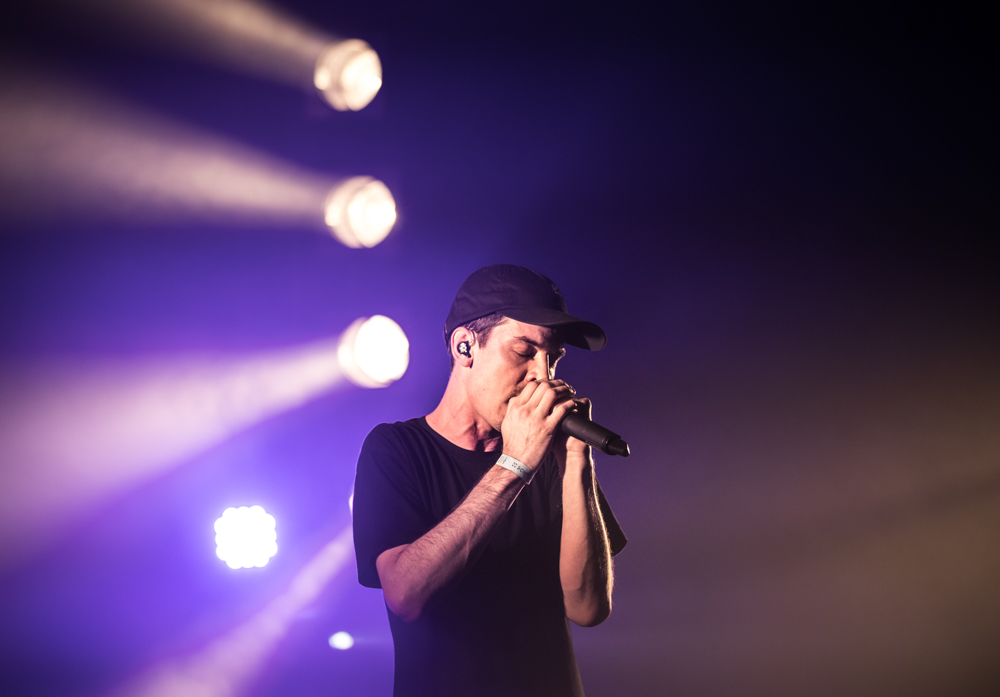 Grieves // Point Ephémère.
