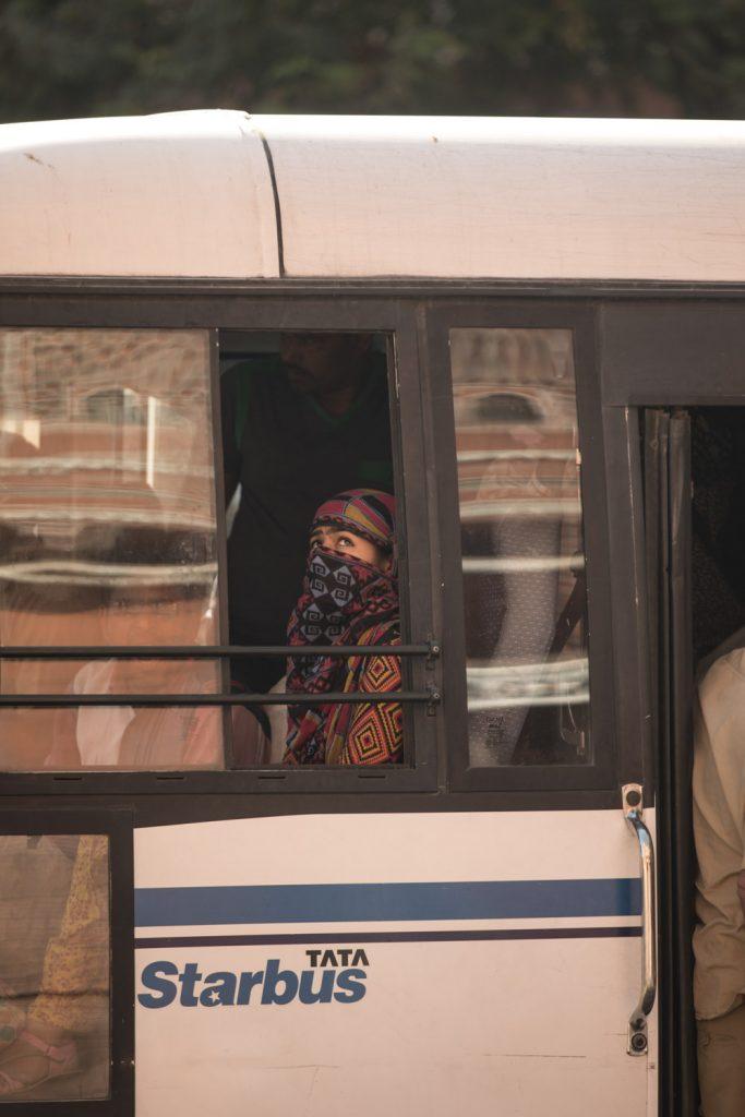 Agra, Inde.